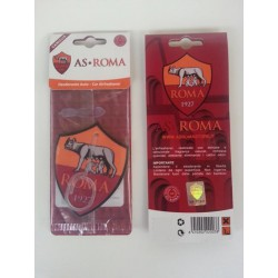 CAR air FRESHENER OFFICIAL A. S. ROMA
