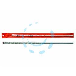 PUNTE WIDIA PER MURO PROLUNGATE ø mm.16x600 codolo ridotto mm.10