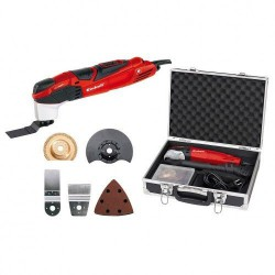 MULTIFUNZIONE EINHELL RT-MG 200 KIT RED MULTIMAXX LIMITED EDITION