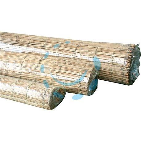 ARELLE IN BAMBU' OMBREGGIANTI IN TERMORETRAIBILE cm.150x300h. - Pezzi 10