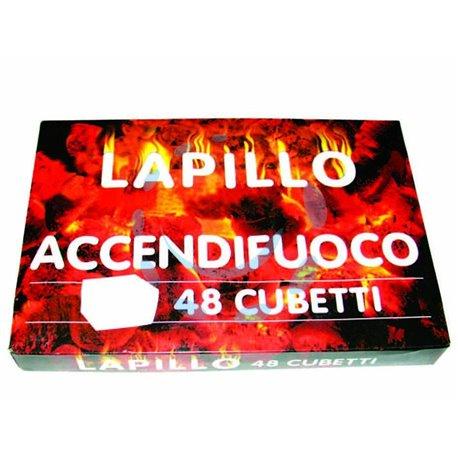 ACCENDIFUOCO 48 CUBI - Pezzi 24