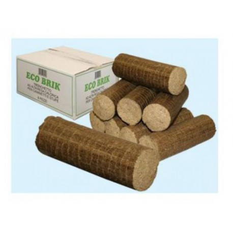 BRIQUETTES FUEL 9 KG. ABOUT HOME-HOT STOVES WOOD BURNING AND FIREPLACES ECO BRIK