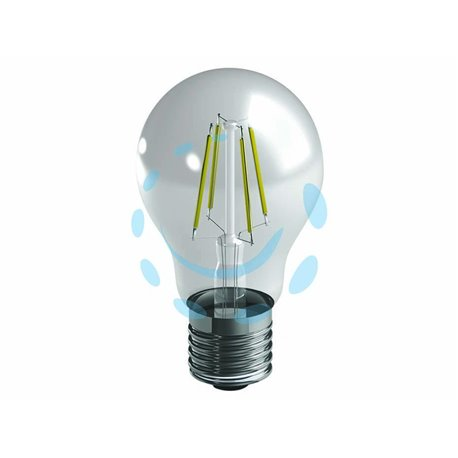 LAMPADA A FILAMENTO LED GOCCIA E27 7w (60) E27 2700K 806 LUMEN 320°