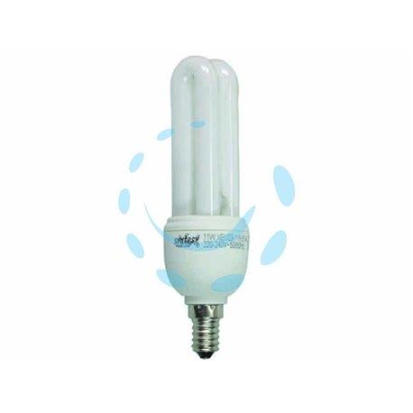 LAMPADA ELETTRONICA 2 TUBI E14 11w E14 2700K