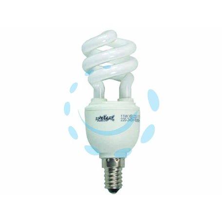 LAMPADA ELETTRONICA A SPIRALE E14 11w E14 2700K