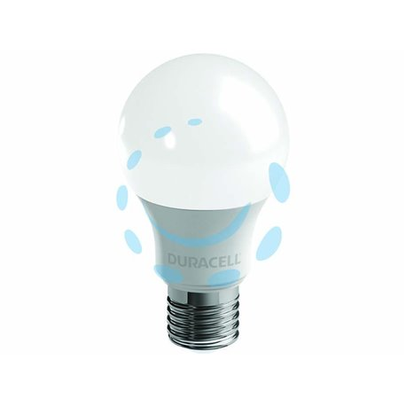 LAMPADA LED GOCCIA OPALE E27 11w (75) E27 6500°K 1055 LUMEN 220°