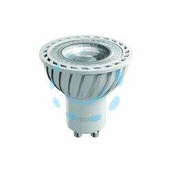LAMPADA LED GU10 7w (50) GU10 3000°K 500 LUMEN 36°