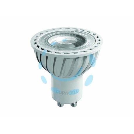 LAMPADA LED GU10 7w (50) GU10 6500°K 500 LUMEN 36°