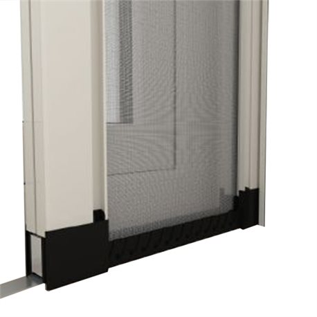 ROLLER INSECT SCREEN FOR WINDOWS AND DOORS CUSTOMIZED PRICE SQM. ITALIAN PRODUCT