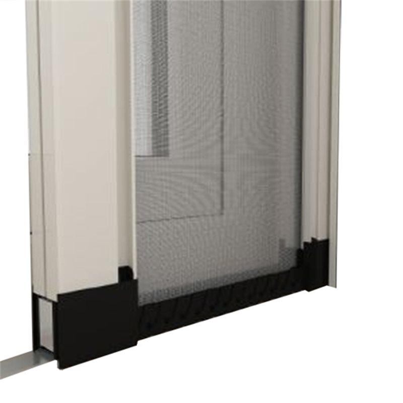 Zanzariera su misura apertura laterale batflex free - Zanzariera porta finestra prezzo ...