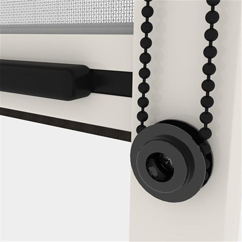 Zanzariera con catenella su misura batflex porta e - Zanzariere porta finestra prezzi ...