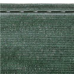 SHADE NET SHADE TARP GREEN SHADING 90% FENCE SCREENING GARDEN, 100 MT