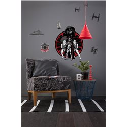 ADESIVO DECOSTICKER ORIGINALE STAR WARS GUERRE STELLARI FIRST ORDER