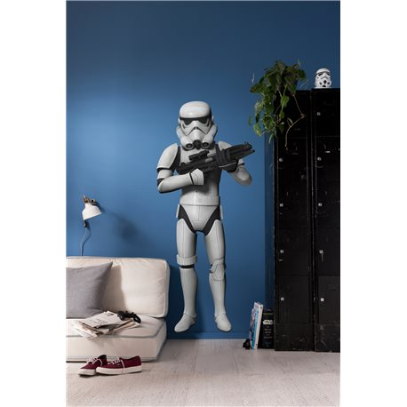 ADHESIVE DECOSTICKER ORIGINAL STAR WARS STAR WARS SOLDIER FOR THE IMPERIAL ARMY