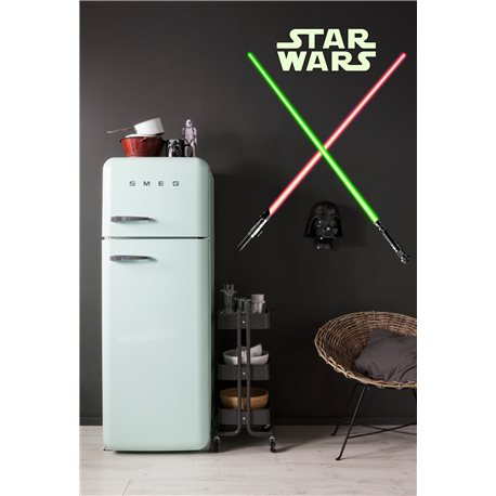 ADHESIVE DECOSTICKER ORIGINAL STAR WARS STAR WARS LASER SWORD