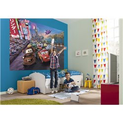 POSTER DISNEY CARS H. Cm 184 X 254 L. PHOTO MURAL