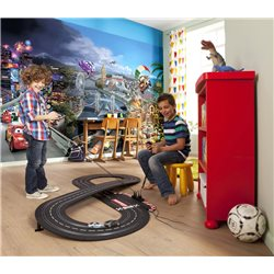 POSTER MURAL CM.366X254H CARS WORLD