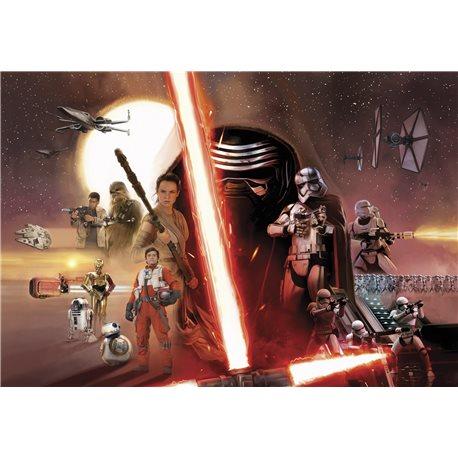 Poster Fotomurale Original Star Wars Star Wars Episode Vii