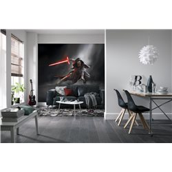 POSTER FOTOMURALE THE ORIGINAL STAR WARS WALLPAPER STAR WARS KYLO REN