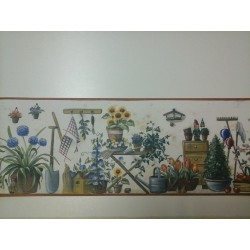 The EDGE of the GREEK WALLPAPER H. 17,75 Cm X 10 M GREEK FRAME 1 PC. ART. 8685