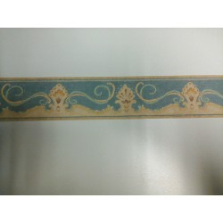 The EDGE of the GREEK WALLPAPER H. 9 Cm X 10 M GREEK FRAME 1 PC. ART. 7478