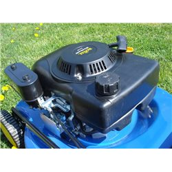 MOWERS WITH internal COMBUSTION ENGINE, 4 STROKE 3.7 kw EINHELL BM 51 S self-PROPELLED