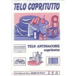 TELO COPRITUTTO PROTETTIVO SATINATO MT.4X4 PESANTE GR.200 PZ.1