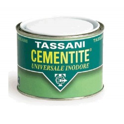 CEMENTITE UNIVERSAL ODORLESS WHITE LT.2,5 The ORIGINAL TAXANES