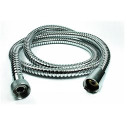 SHOWER HOSE FLEXIBLE CHROME PLATED CONICAL CM.150 AND CM.200