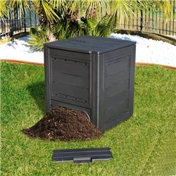 THE COMPOSTER AMBITION LT.260 CM.60X60X73H. POLYPROPYLENE