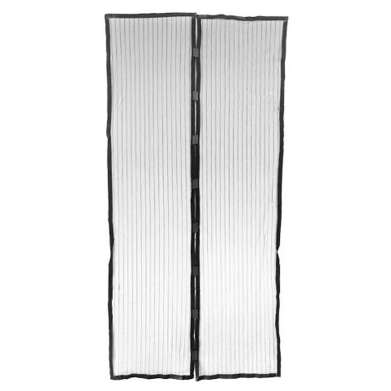 Zanzariera magnetica tenda 120x240 con calamita porta finestra - Zanzariere porta finestra prezzi ...