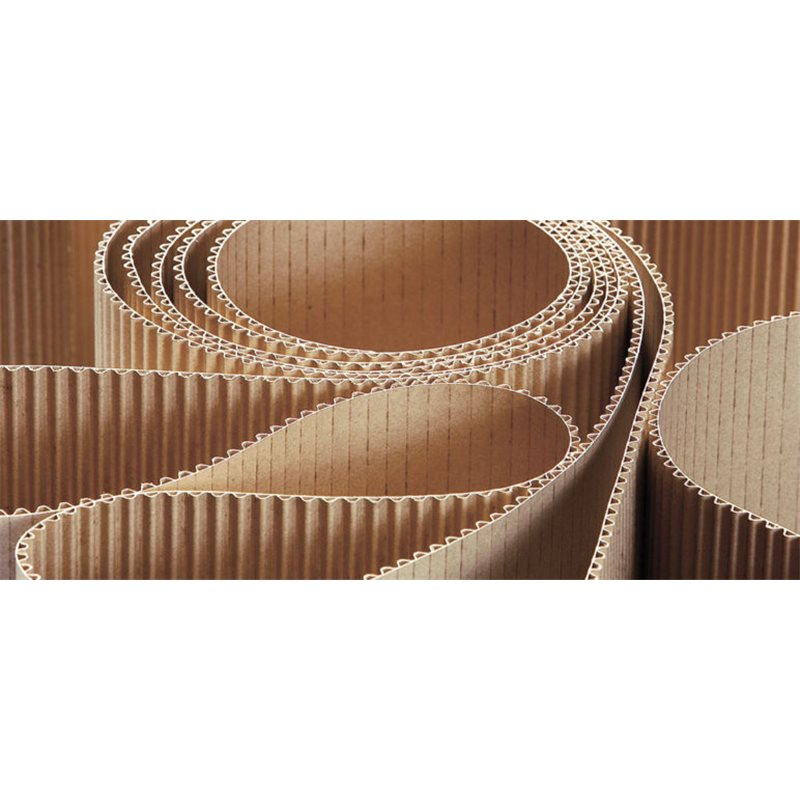 ROLL THE CORRUGATED CARDBOARD 1X20MT PAINTING PACKAGING
