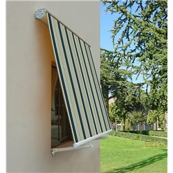 AWNING, DROP-boxed blind 2,5x2,5 MT drop