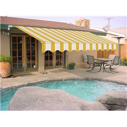 The AWNING square BAR 4x3 VARIOUS COLORS