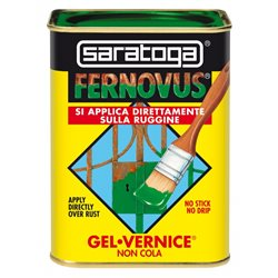 FERNOVUS GEL-PAINT SARATOGA PAINTING ANTI-RUST ENAMEL ML.750