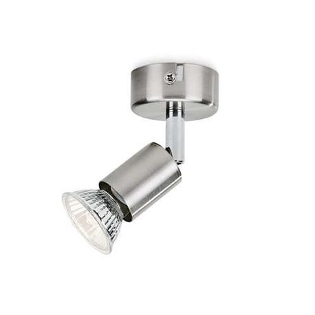 PHILIPS CEILING FIXTURE 1 SPOT ADJUSTABLE GU10 ESSENTIALS SPOT