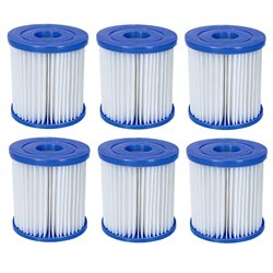 BESTWAY 58093 FILTER CARTRIDGE PUMP SWIMMING POOL FROM 1249 L/H PCS.6