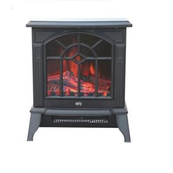 FIREPLACE ELECTRIC FIREPLACE STOVE HEATER FAN HEATER FLAME-EFFECT