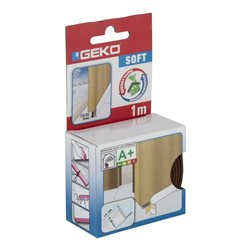 PARASPIFFERI ADESIVO PVC WATERFOAM CM.3,8X100 MARRONE GEKO