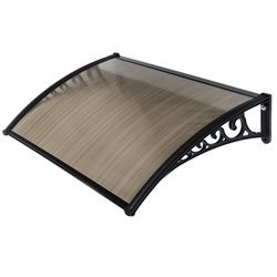 CANOPY CANOPY IN SATIN-FINISH POLYCARBONATE CM.120X100