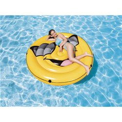 INFLATABLE COOL GUY ISLAND 57254 INTEX CM.173 H. CM.27