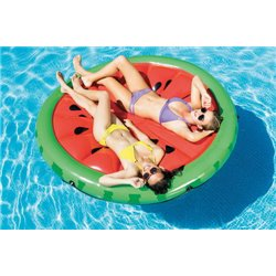 GONFIABILE WATERMELON ISLAND 56283 INTEX CM.183 H.CM.23