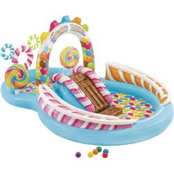 PLAYCENTER CANDY AREAS 57149 INTEX CM.203X173 H. CM.90