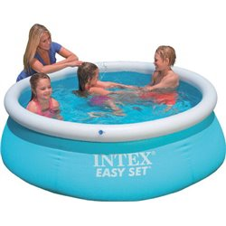 PISCINA EASY SET 28101 INTEX CM.183 H.CM.51