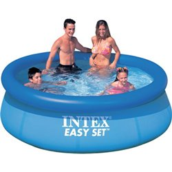 PISCINA EASY SET 28110 INTEX CM.244 H.CM.76