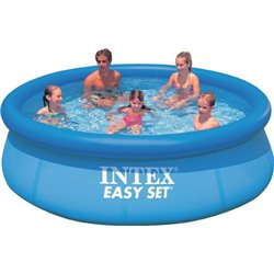 PISCINA EASY SET 28120 INTEX CM.305 H.CM.76