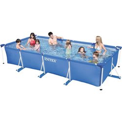 PISCINA FRAME 28273 INTEX CM.450X220 H.CM.84