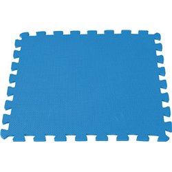 THE CARPET OF THE FUND FOR THE SWIMMING POOL 29081 INTEX MODULAR CM.50X50 H. MM 10 CFPZ 8