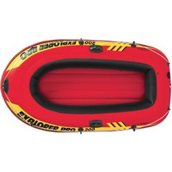 DINGHY INFLATABLE EXPLORER PRO 200 58356 INTEX CM.196X102 H. CM.33