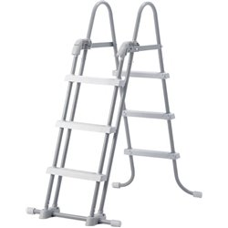 LADDER FOR INTEX POOL GALVANIZED, PAINTED H. CM.107